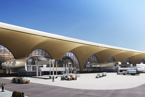 Naco says Kuwait airport revamp work in full swing