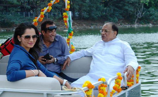 Telangana tourism launches luxury yacht rides