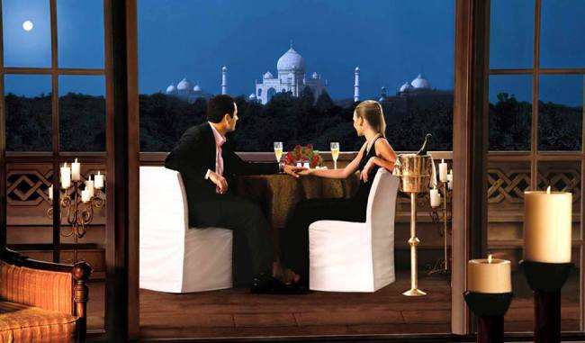 The Oberoi Amarvilas Stay package at Agra