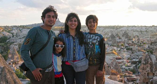 This Indian Family Took An Epic Road Trip From Bengaluru To