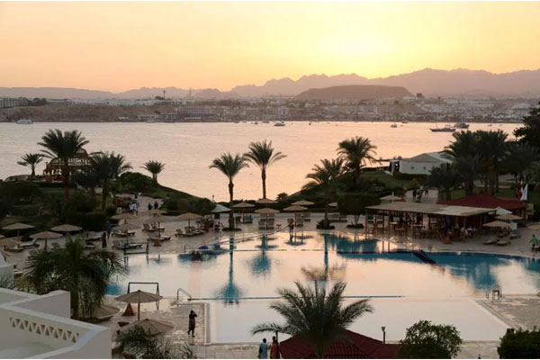 Thomas Cook Cancels Summer Departures to Sharm el Sheikh