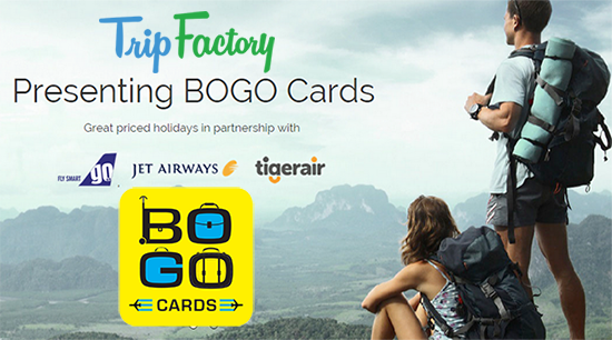 TripFactory set to transform Indian travel industry with BOGO cards