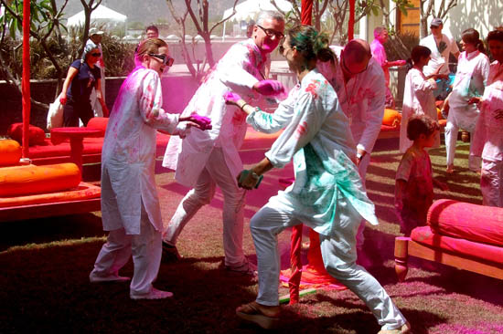 Udaipur Holi Tour Package