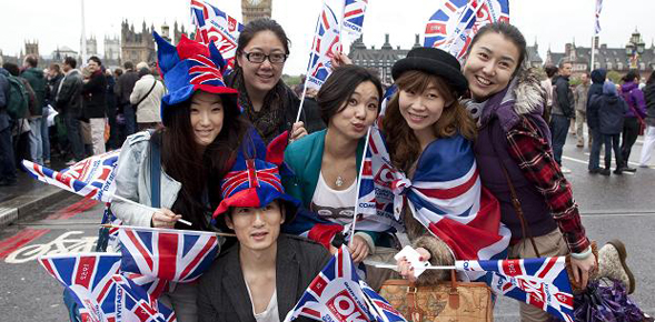 VisitBritain points to sustained tourism growth in UK