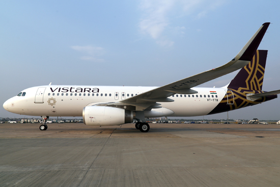 Vistara has announced a flight between M