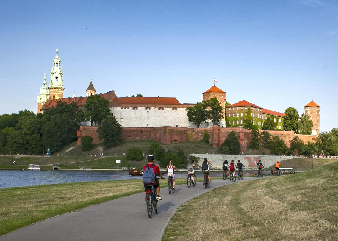 Travel to flydubai's newest destination route in Krakow, Pol