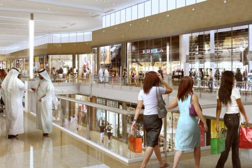 Yas Mall makes a splash in Abu Dhabi