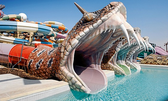 Yas Waterworld Abu Dhabi welcomes millions of riders