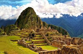 Machu Picchu Historic place in peru
