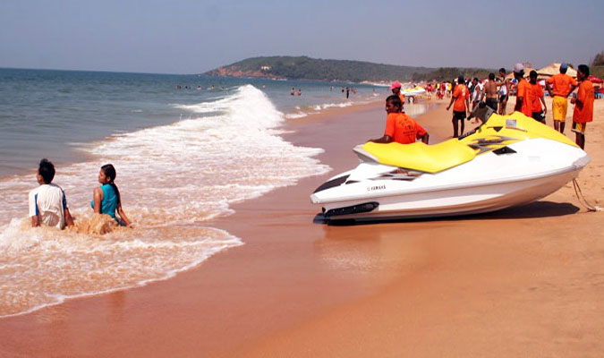 Fun �n� Frolic Goa Family Holiday Package