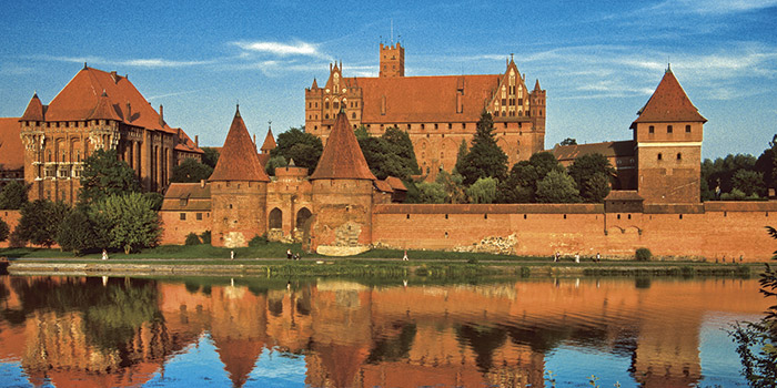 BEAUTIFUL PLACES Malbork Castle