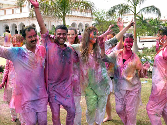 Holi Feastival Package 7 days & 6 nights