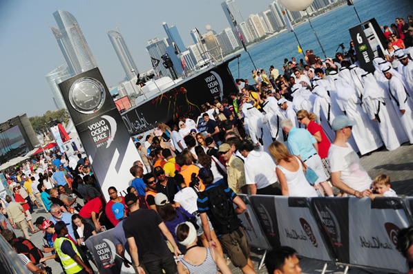 Abu Dhabi records sharp rise in visitor numbers