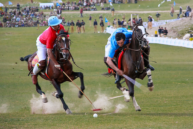 Shandur Polo Tournament, Pakistan