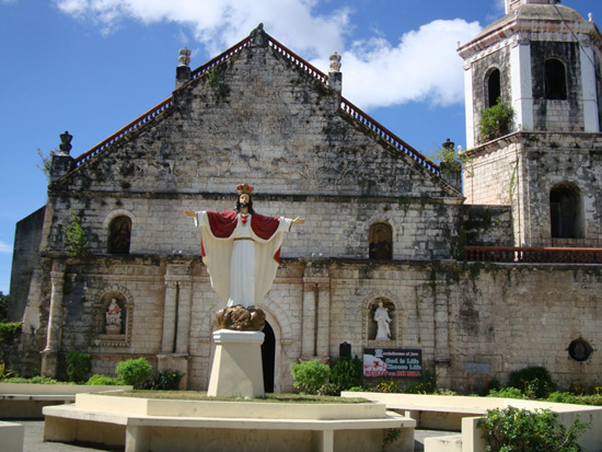 San Joaquin church, Philippines