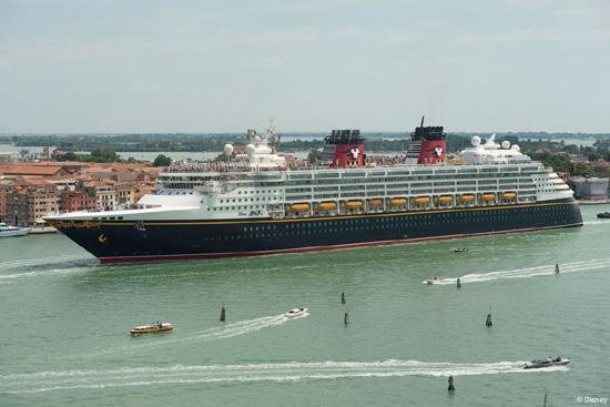 Disney Magic returns to Venice