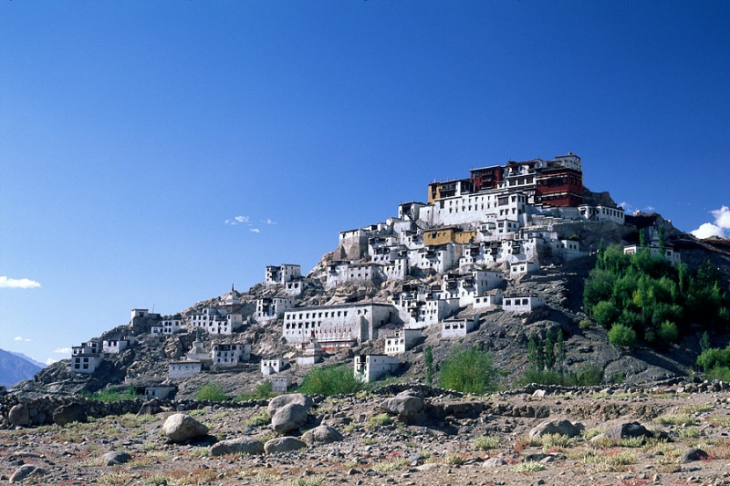 J and K seeks Rs 150 cr to develop Buddhist tourism in Ladak