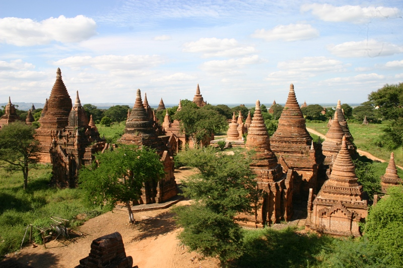 Myanmar boosts tourism with fi