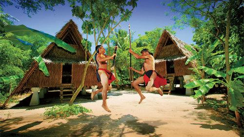 Chamorro Cultural Park