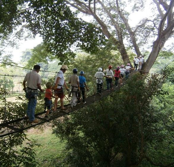 Mombacho Zipline Adventur