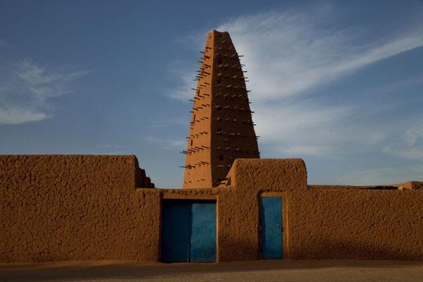 Agadez Grande Mosquee