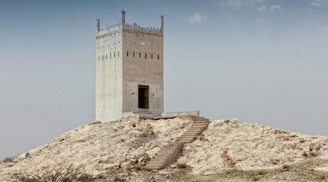 Hassa Buweid Castle - Ajman UAE