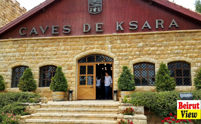 Lebanese Wine Tour at Chateau Ksara