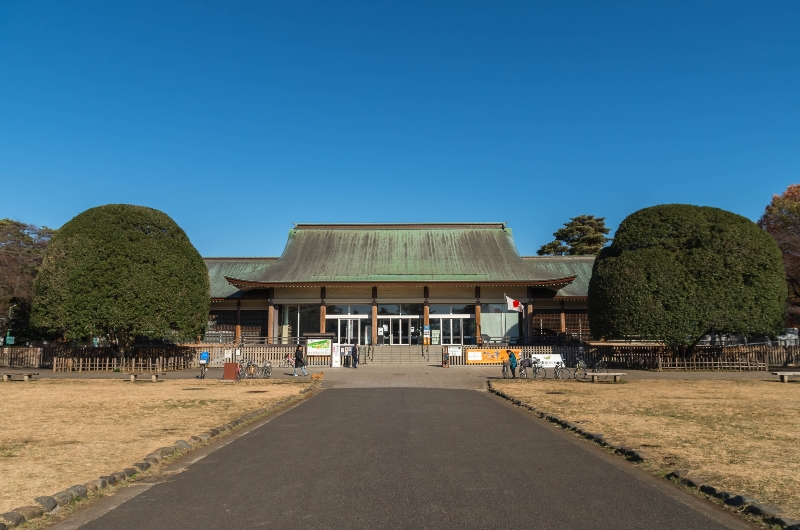 Edo-Tokyo Open Air Architectural Museum,