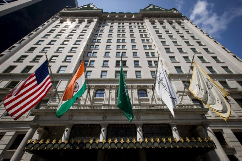 Qatar to buy Plaza Hotel in Ne