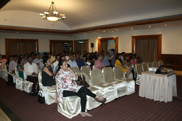 Ark Travels organises training workshop for Travel agents