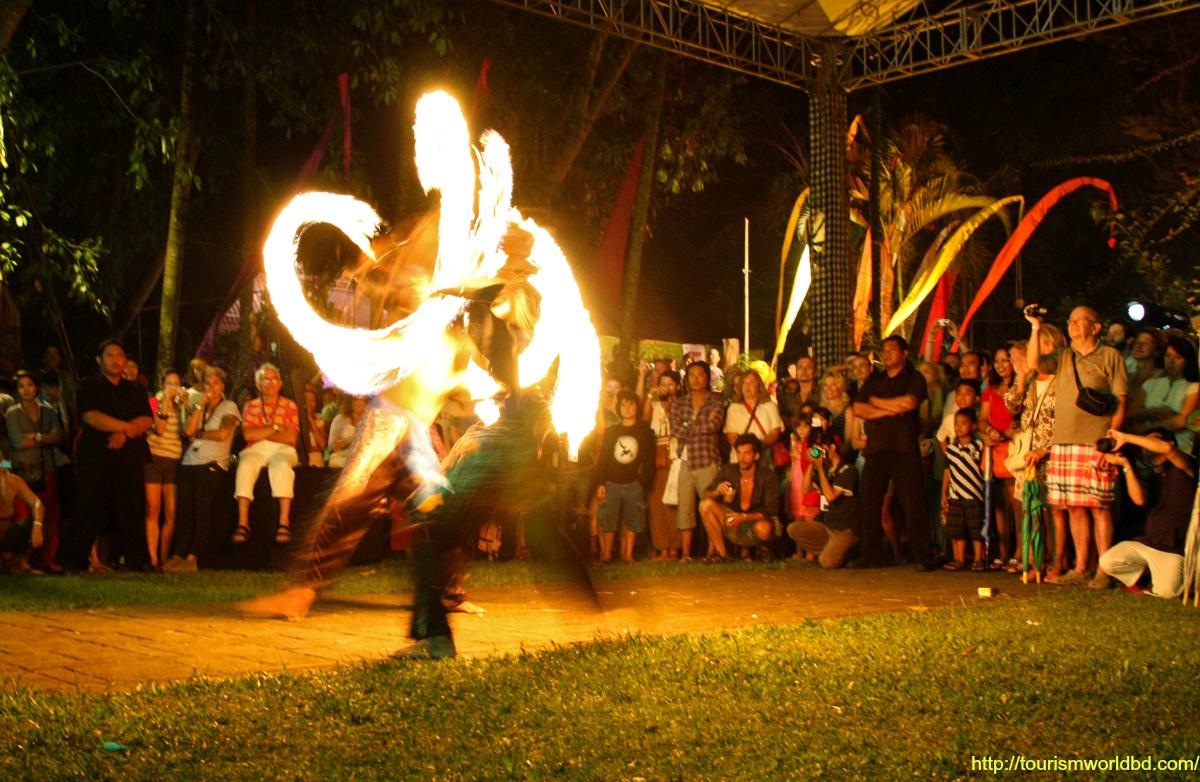 Bali Spirit Festival in indonesia