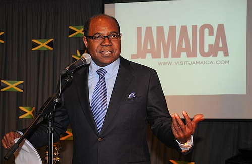 Bartlett to Promote Jamaica at