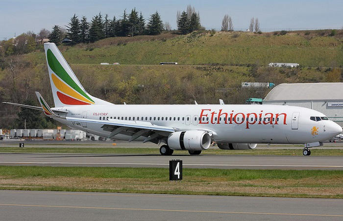 Ethiopian Airlines will start commence services to Windhoek,
