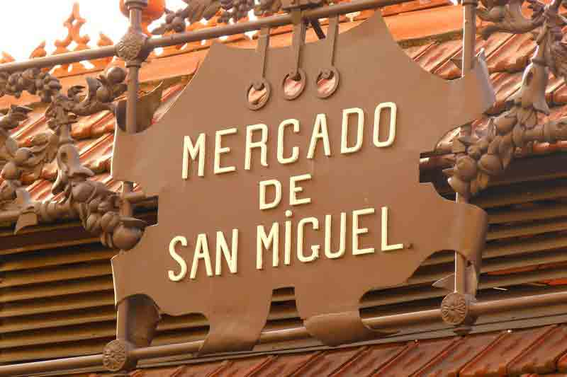Five Reasons to Visit the San Miguel Market in Madrid