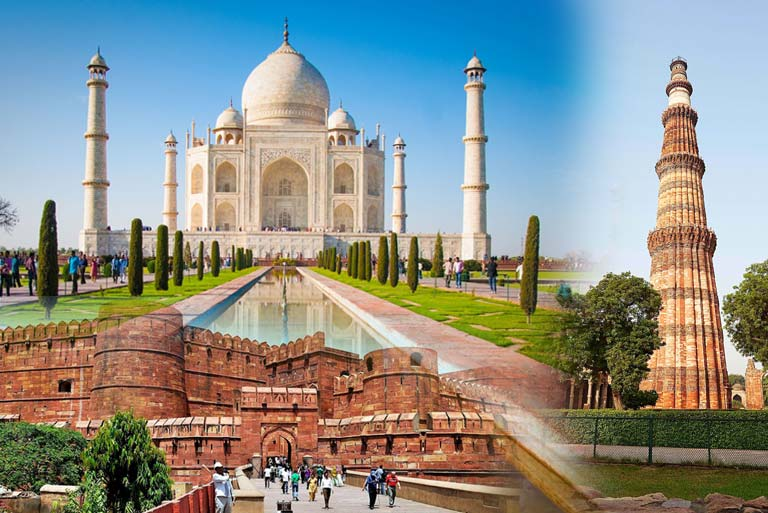 Day Tour to Jaipur | Day Tour of Delhi | Golden Triangle Tour | Agra Sightseeing