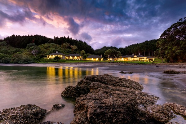 Helena Bay Lodge in Northland named the world's best new lux