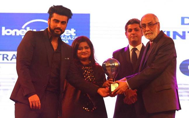 Lonely Planet India organize the Travel Awards 2017