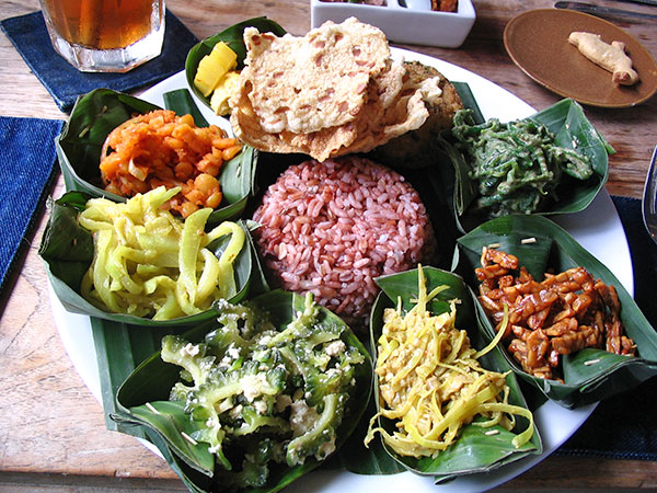 Most friendly destination for vegetarian travelers in the wo