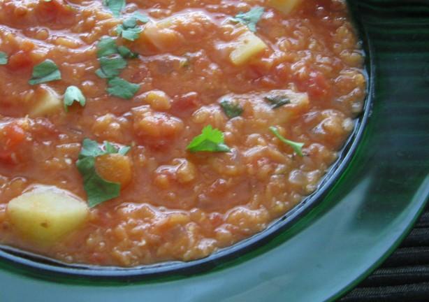 Nepali Tibetan Lentil Soup