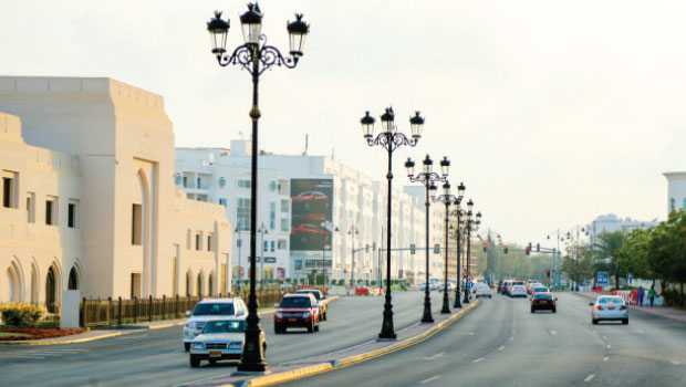 Oman is top 10 safty countries