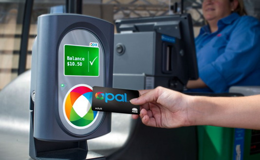 Opal card changes to make trav