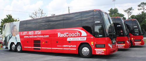 Red Coach brings affordable first-class luxury tra