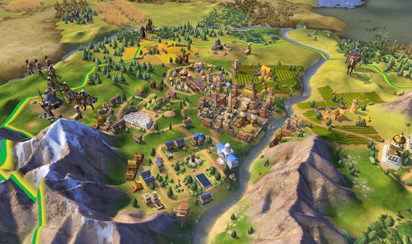 Travel the world launch trailer Sid Meier's Civilization 6