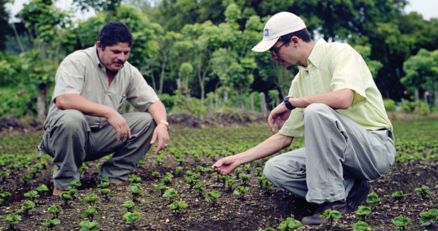Travel to Asia gives area farmer new perspective on life at