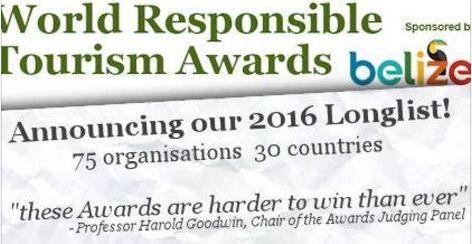 World Responsible Tourism Awar