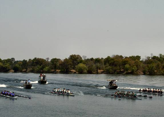 Zambezi International Rowing Regatta returns to Livingstone