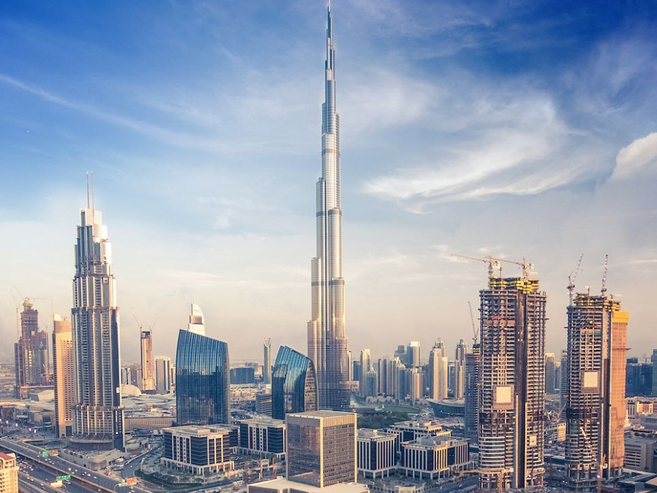 Dubai Tourism announces the Futurism Pro