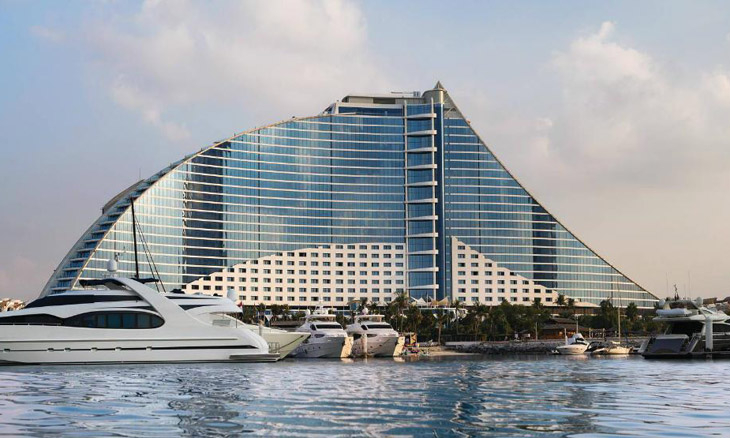 Jumeirah Beach Dubai Hotel reopens for b