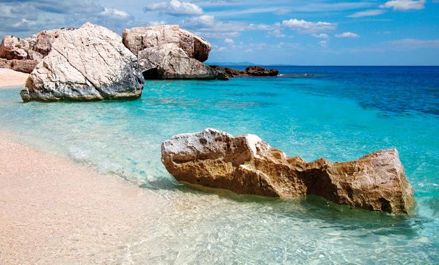An Island of Sardinia