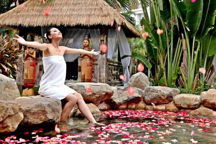 Spa Vacation: Rejuvenation for your Health